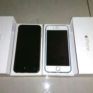 Iphone 6 16gb ex inter singapore fullset