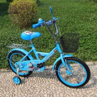 Blue Thomas & Friends Bike with Balancer