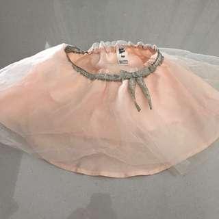Baby Girl osh kosh tutu skirt 9m euc