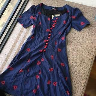 🈹 -$50 FINAL SALE ASOS TEA-DRESS