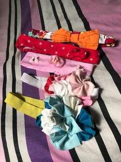 Baby Cloth Flower Headband