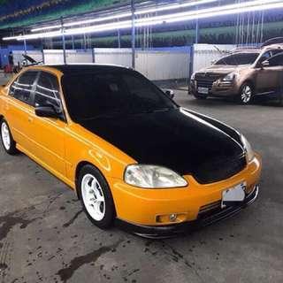 1999年 k8 本田 1.6自排