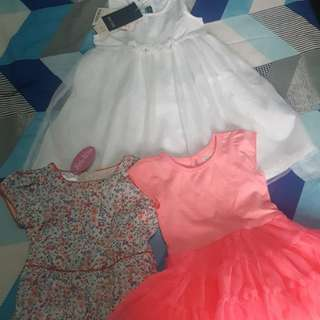 Kids Dress Bundle (New with Tags)