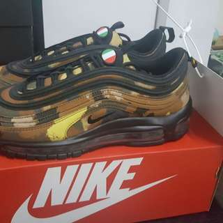 Nike Airmax 97 Camo Italy for SALE!