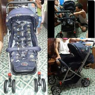 Pietro baby stroller