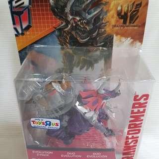 Dinobot Slug Transformers AOE Age of Extinction
