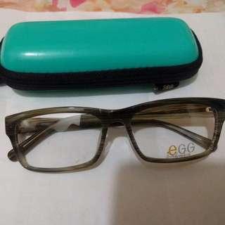 EGG 眼鏡 平光眼鏡 眼鏡框