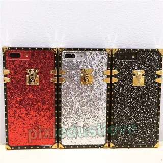 Glitter phone casing [ iphone and oppo ]