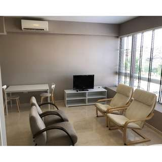 Flamingo Valley 1 + Study Unit for Rent @ $2,000/mth neg.