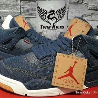 Nike Air Jordan 4 Retro 'Levis'