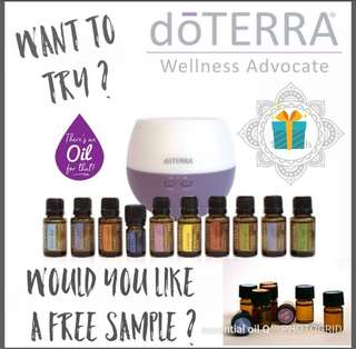 Doterra Sampling Set 🎁