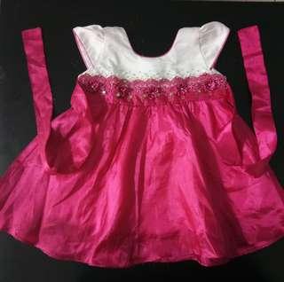 Pink Fanta Party Dress