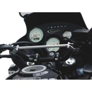 Crossbar 22/25 250 Triumph Tiger, Aprilia Caponord, Suzuki V-Strom, BMW G650Xchallenge, Kawasaki Versys, BMW HP2