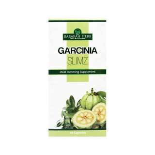 Barakah Herbs, Garcinia Slimz, 60 capsules