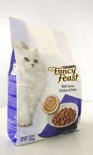 Fancy Feast Gourmet Savory Chicken & Turkey 1.36kg