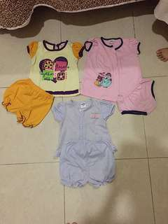 Baby Girl Clothes - 6 to 12 months