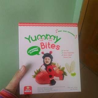 Yummy Bites Strawberry