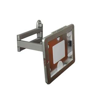 """iPad full motion Wall Mount with Lock for 9.7"""" iPad only Whatsapp:8778 1601"""