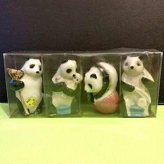 70'年代熊貓工藝品