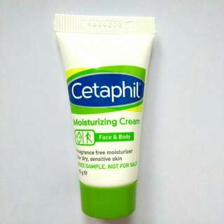 NEW Cetaphil Moisturizing Cream 15g