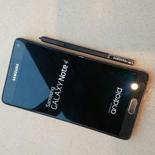 Galaxy note4.SM N910S.32gb