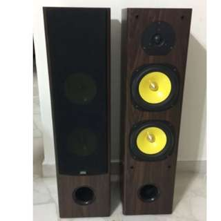 (FREE DELIVERY) Orix Sound Labs Speakers CY3300