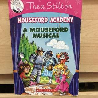 Thea Stilton Book