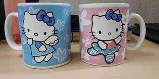 Hello Kitty Mug Bundle of 2