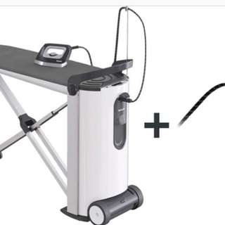 Miele B 3826 FashionMaster Steam ironing system including steamjet (in very good condition)