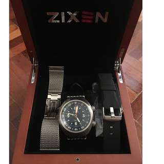 Zixen DSR 500m watch for sale