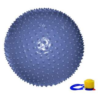 Gym Ball Spike 75cm  with Free Air Pump