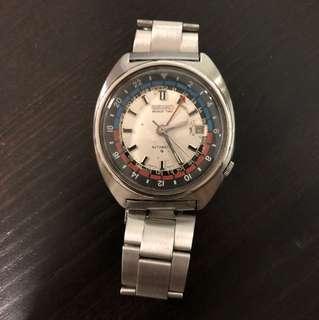 Rare vintage Seiko 6117-6409