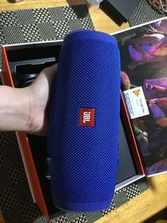 Original JBL Charge 3 (Waterproof Bluetooth speaker)
