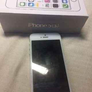 🚚 iPhone 5s 32G Fingerprint Invalid Warranty 7 Days
