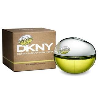 DKNY Be Delicious EDP for Women (30ml/100ml/Tester) Green Apple