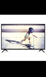 Philips 32 inch Digital HD LED TV (1 year warranty)