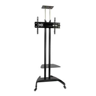 """TV Stand with wheels for TV up to 65"""" whatsapp:8778 1601"""
