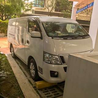 Nissan Commercial Van for Sale