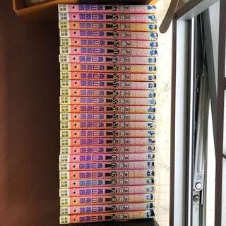 (2手)Detective Conan 名偵探柯南不同系列 彩色10蚊本 共兩本 其他系列8蚊本 全系列要6蚊本 全要5蚊本