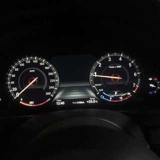 BMW F30 6WB