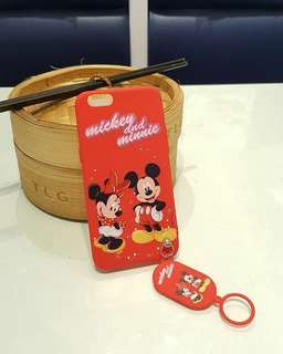 Softshell minnie & hanger case