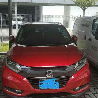 Honda Vezel for take over