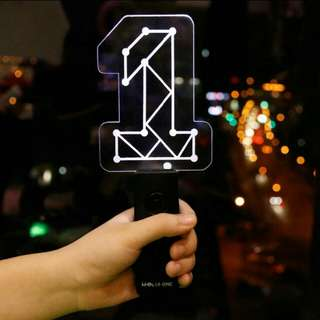 Wanna One Lightstick (PRE-ORDER)