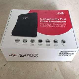 Wireless Wifi Gigabit Router AC1900