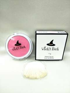 Witch's Pouch Love Me Blusher 11g (Berry Pink 02)
