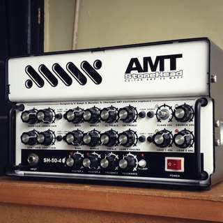 AMT Stonehead 50-450W 4-channel Guitar Head Amplifier