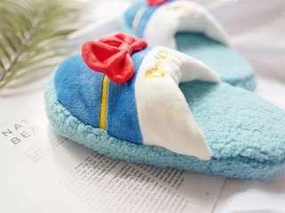 室內拖鞋 slipper 唐老鴨 Donald Duck (size35~38均碼)