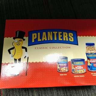 Planters 花生禮盒