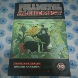 Fullmetal Alchemist Volume 12