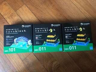 nanoblock assorted sets